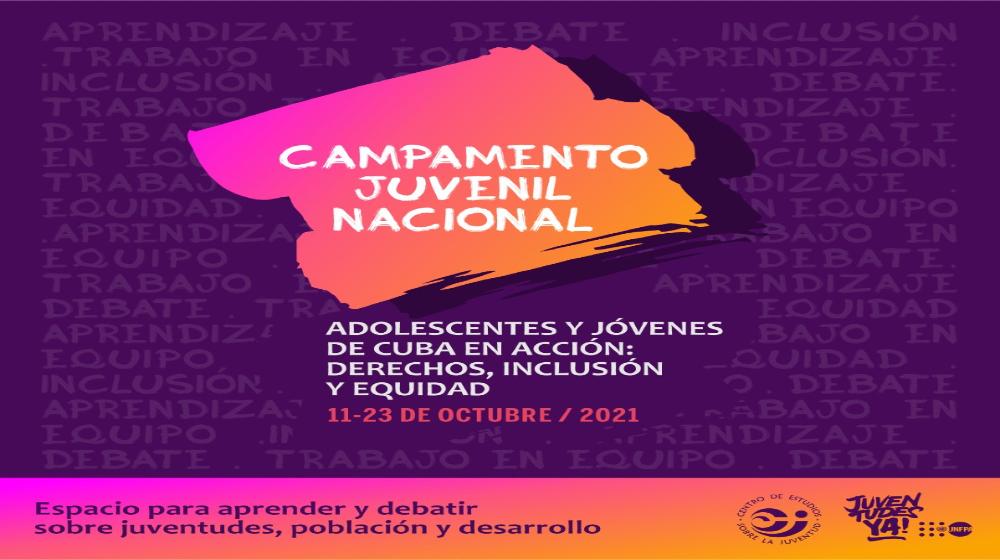 Juventudes YA! Cuba 2021