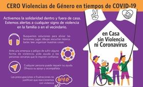 Cuba ofrece servicios de prevención y atención a las violencias basadas en género como parte de la respuesta nacional a la COVID-19