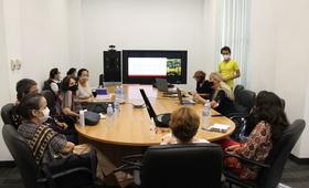 Equipo Asesor de la Federación de Mujeres Cubanas